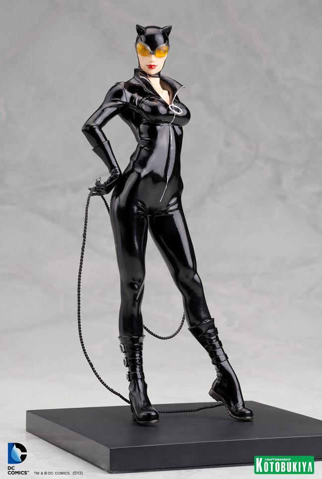 Kotobukiya ARTFX - Catwoman New52 0001