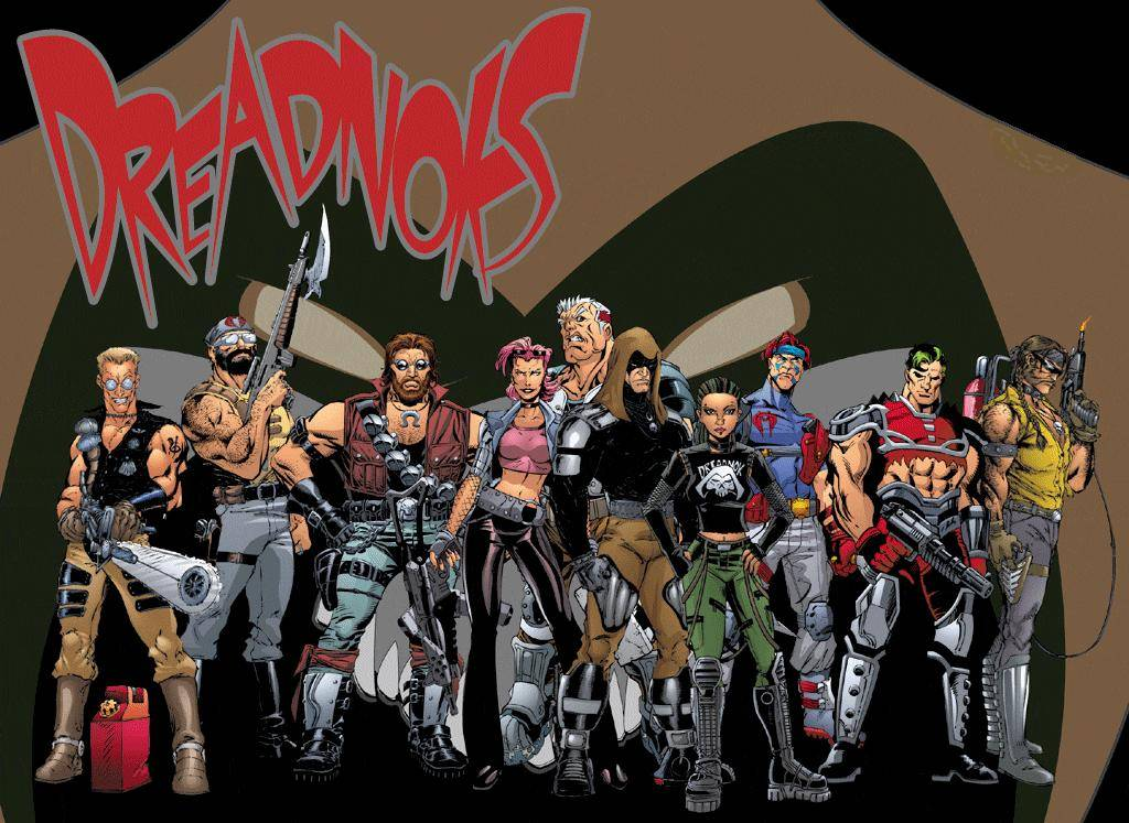 GI Joe - dreadnoks 0001