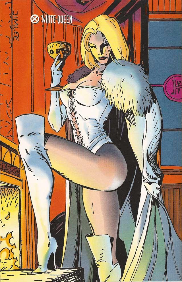 white queen 0012