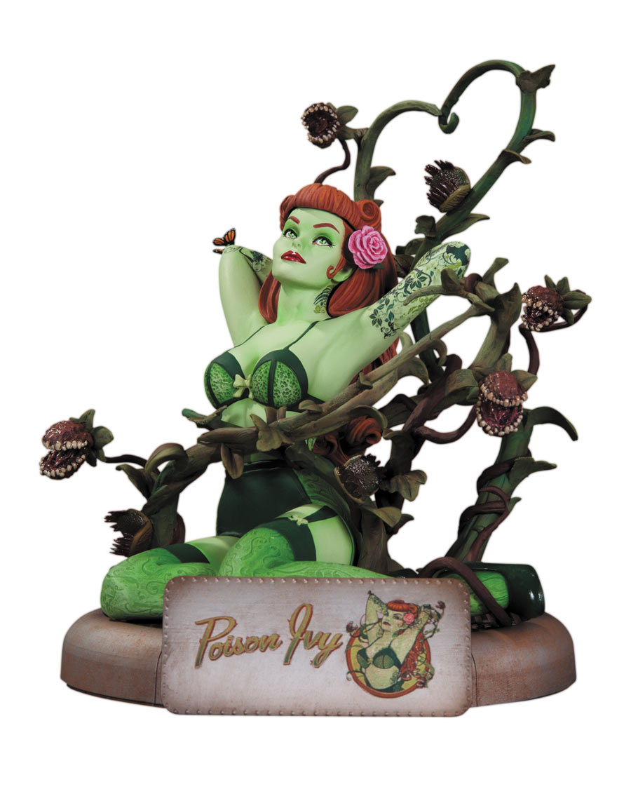 DC Collectibles - Bombshell Poison Ivy 0001