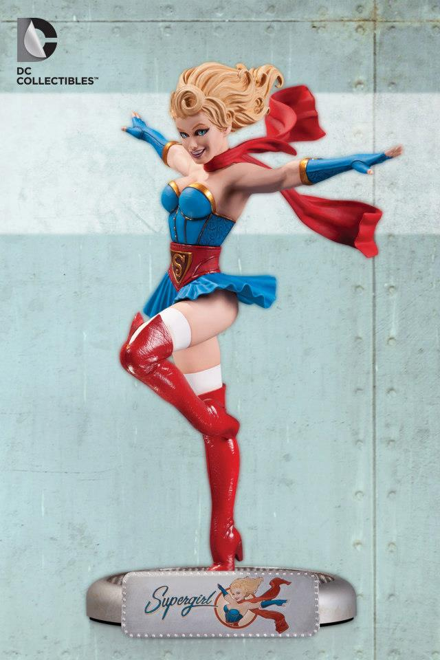 DC Collectibles - Bombshell Supergirl 0001