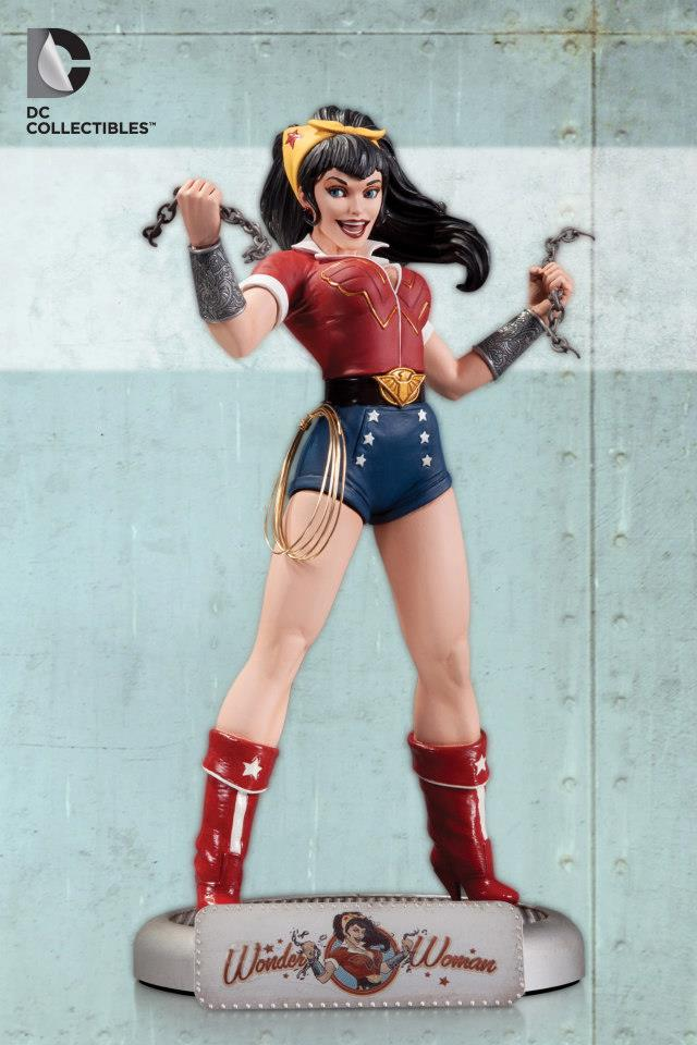 DC Collectibles - Bombshell Wonder Woman 0001