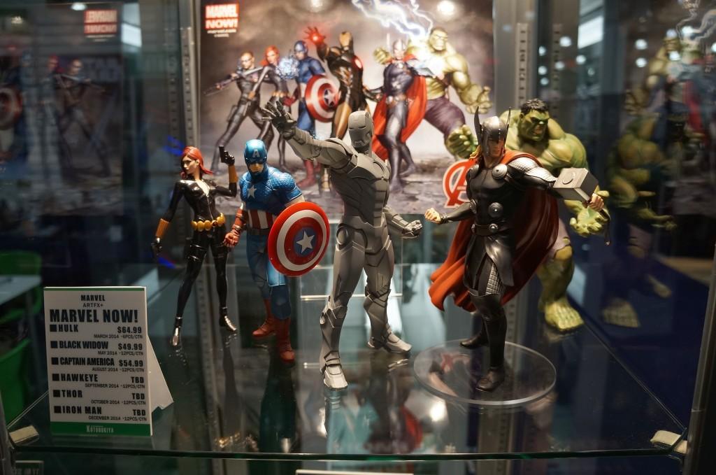 Avengers ARTFX