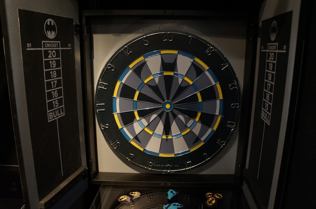 Batman Dartboard