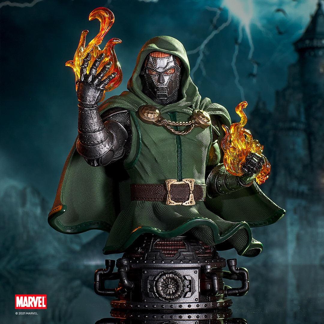 Diamond Marvel Doctor Doom Bust