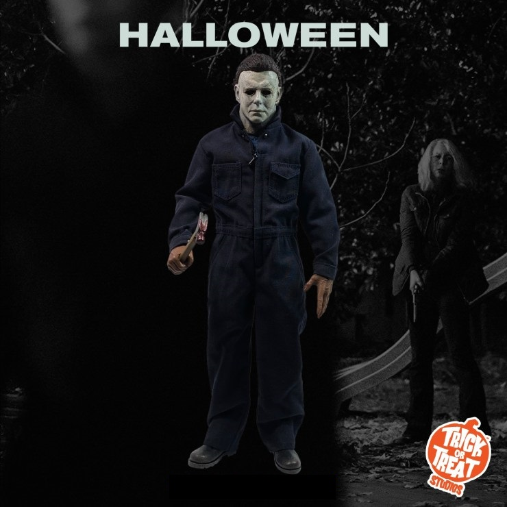 Trick or Treat Halloween 2018 Michael Myers 12 Inch Figure