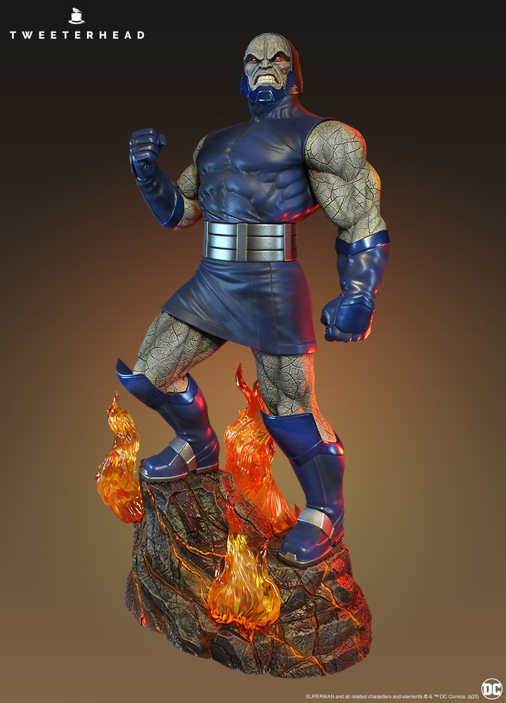 Tweeterhead DC Comics Darkseid Super Powers Maquette