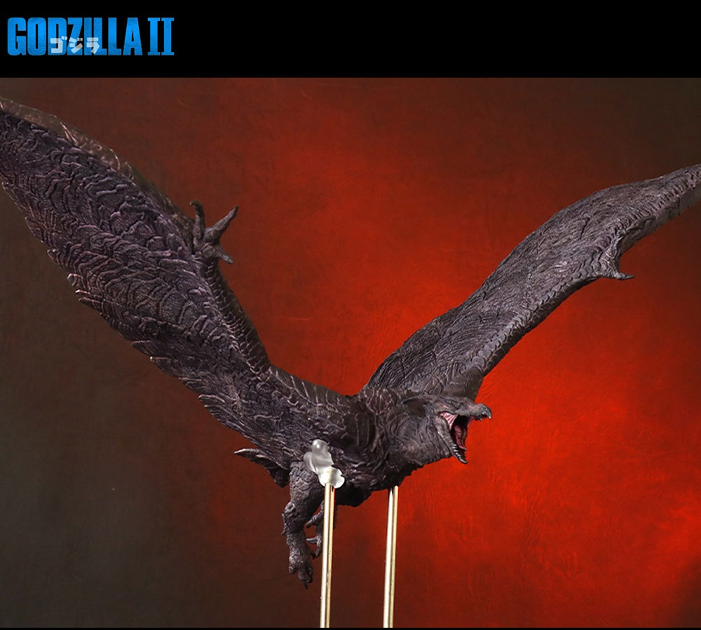 Pre-Order X-Plus Godzilla King of Monsters Rodan Figure